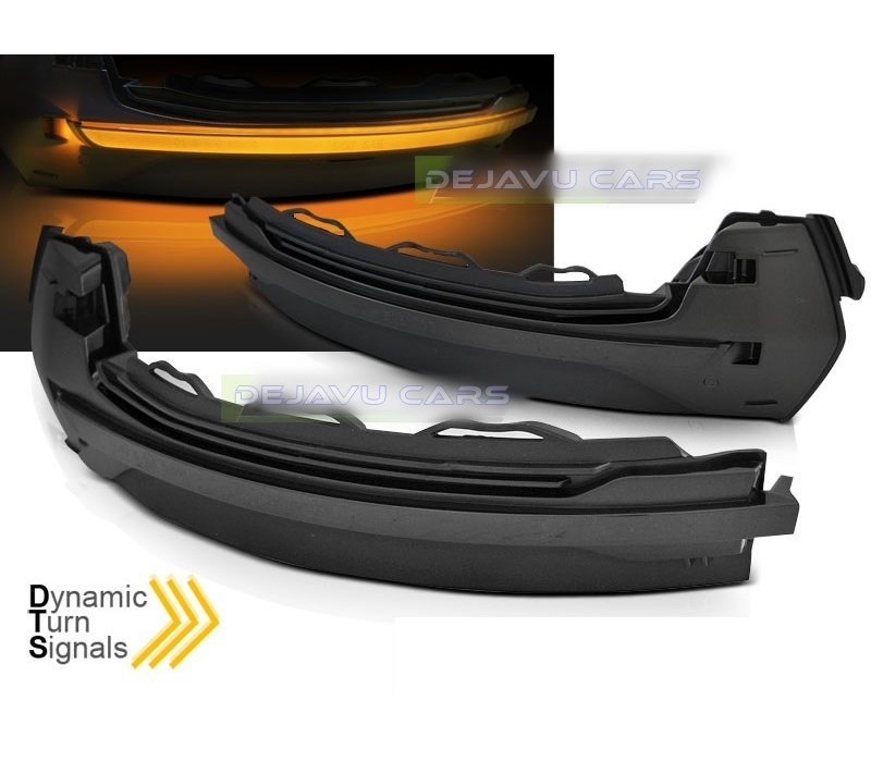 Dynamische LED Buitenspiegel Knipperlichten voor Audi A3 8V