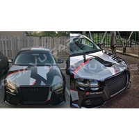 RS3 Look Front bumper for Audi A3 8P