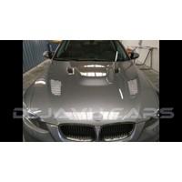 M3 GTR Look Motorhaube für BMW 3 Serie E92 / E93