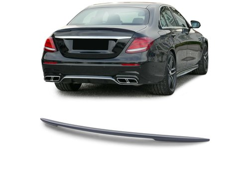 OEM LINE AMG Look Tailgate spoiler lip for Mercedes Benz E-Class W213