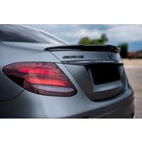 Aggressive AMG Look Tailgate spoiler lip for Mercedes Benz E-Class W213