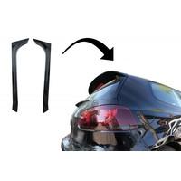 Achterklep Vertical Spoiler voor Volkswagen Golf 6 GTI / GTD / R20