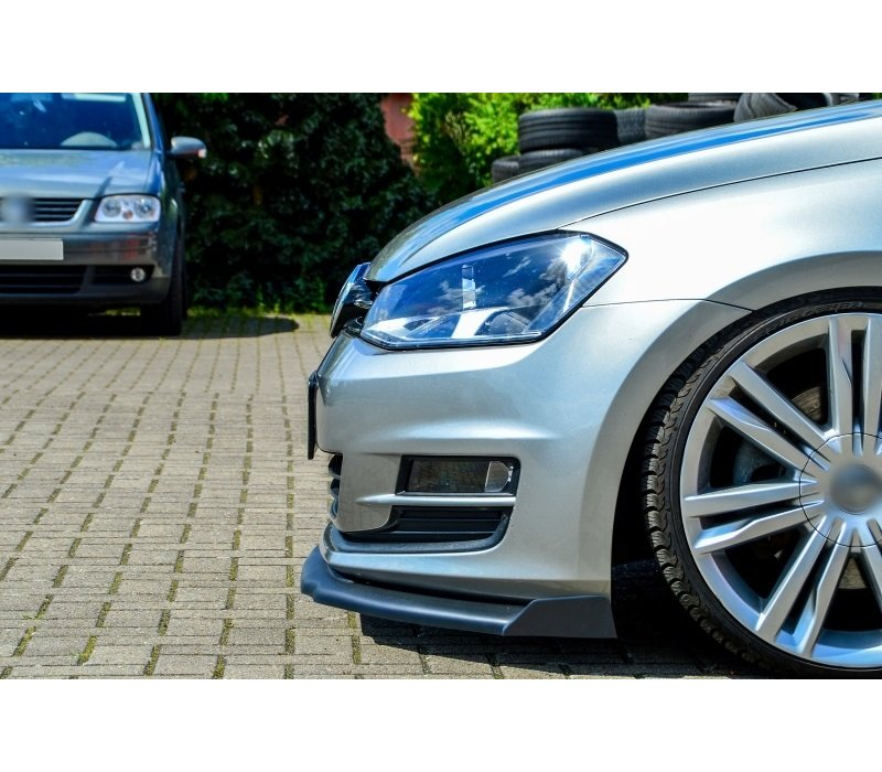 Front Splitter V.1 for Volkswagen Golf 7