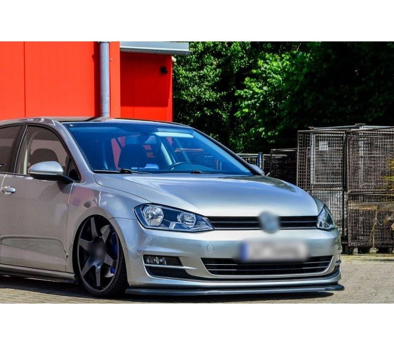 Front Splitter V.3 for Volkswagen Golf 7