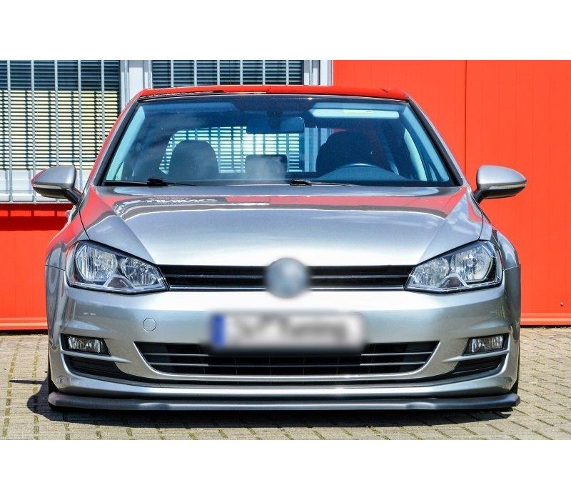 Front Splitter V.3 voor Volkswagen Golf 7