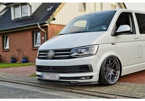 OEM LINE® Front Splitter for Volkswagen Transporter T6