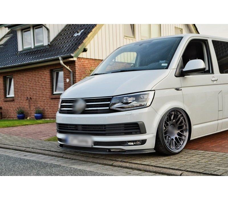 Front Splitter voor Volkswagen Transporter T6