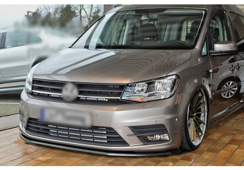 OEM LINE Front Splitter for Volkswagen Caddy 4