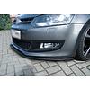 OEM LINE Front Splitter für Volkswagen Polo 6R