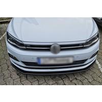 Front Splitter voor Volkswagen Polo 6 (2G)