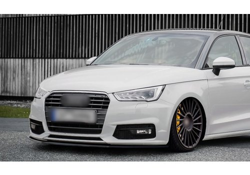 OEM LINE Front Splitter für Audi A1 8X Facelift