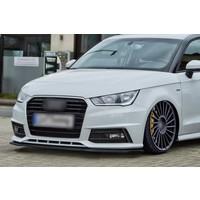 Front Splitter voor Audi A1 8X Facelift S-line