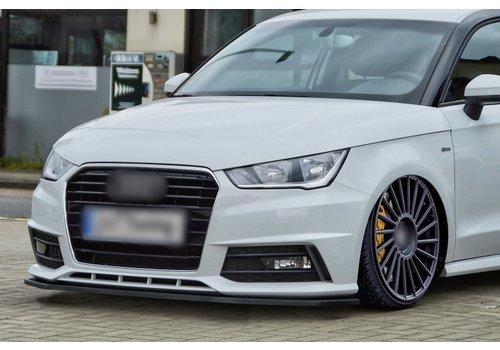 OEM LINE Front Splitter für Audi A1 8X Facelift S-line
