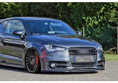 OEM LINE Front Splitter voor Audi A1 8X S-line
