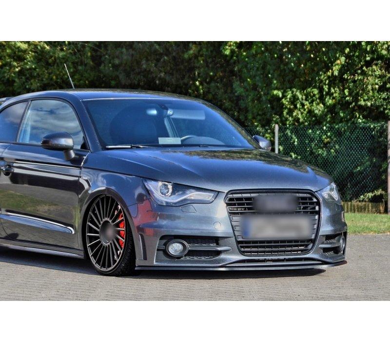 Front Splitter voor Audi A1 8X S-line