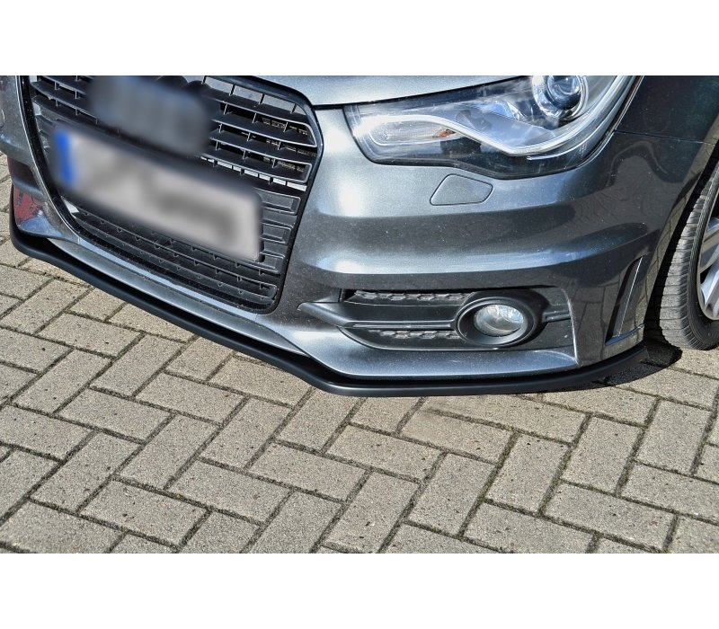 Front Splitter for Audi A1 8X S-line