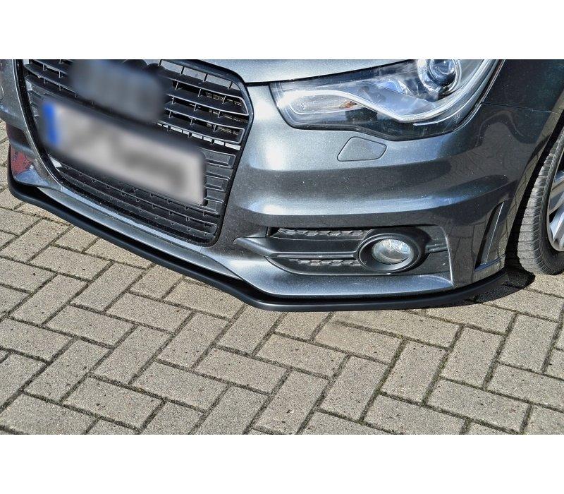Front Splitter für Audi A1 8X S-line