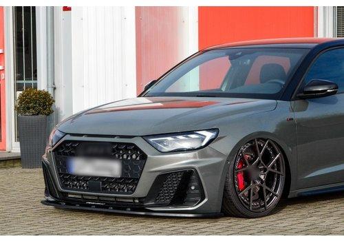 OEM LINE Front Splitter voor Audi A1 GB S-line