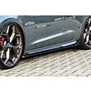 OEM LINE Side Skirts Diffuser for Audi A1 GB S-line