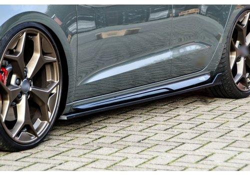 OEM LINE Side Skirts Diffuser für Audi A1 GB S-line