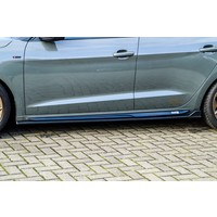 Side Skirts Diffuser for Audi A1 GB S-line