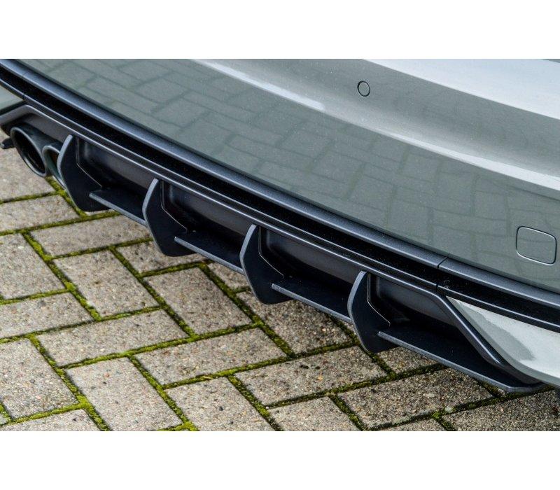 Aggressive Diffusor für Audi A1 GB S-line