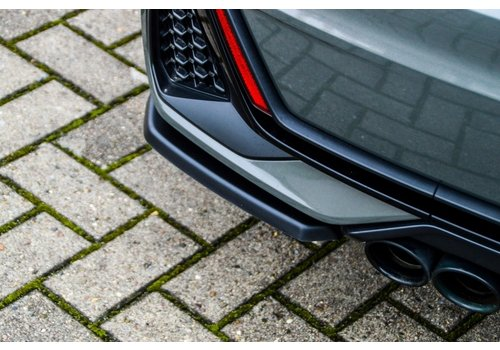 OEM LINE Rear Splitter voor Audi A1 GB S-line