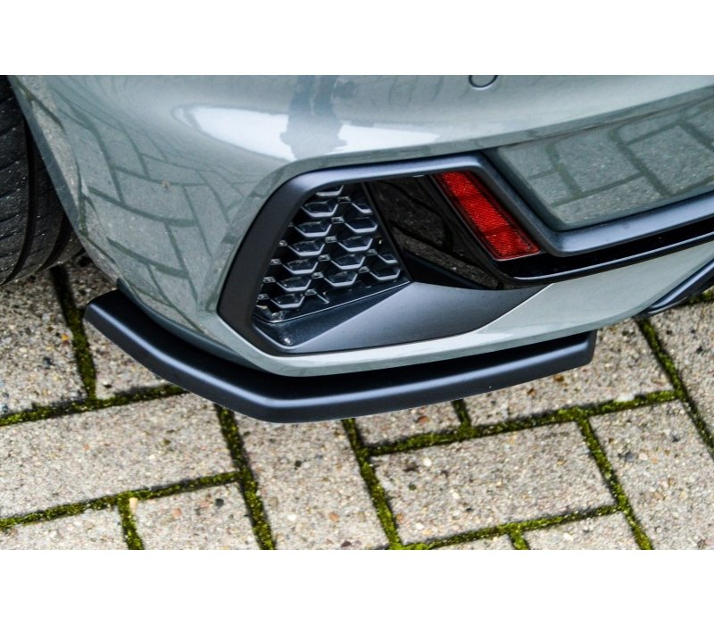 Rear Splitter for Audi A1 GB S-line