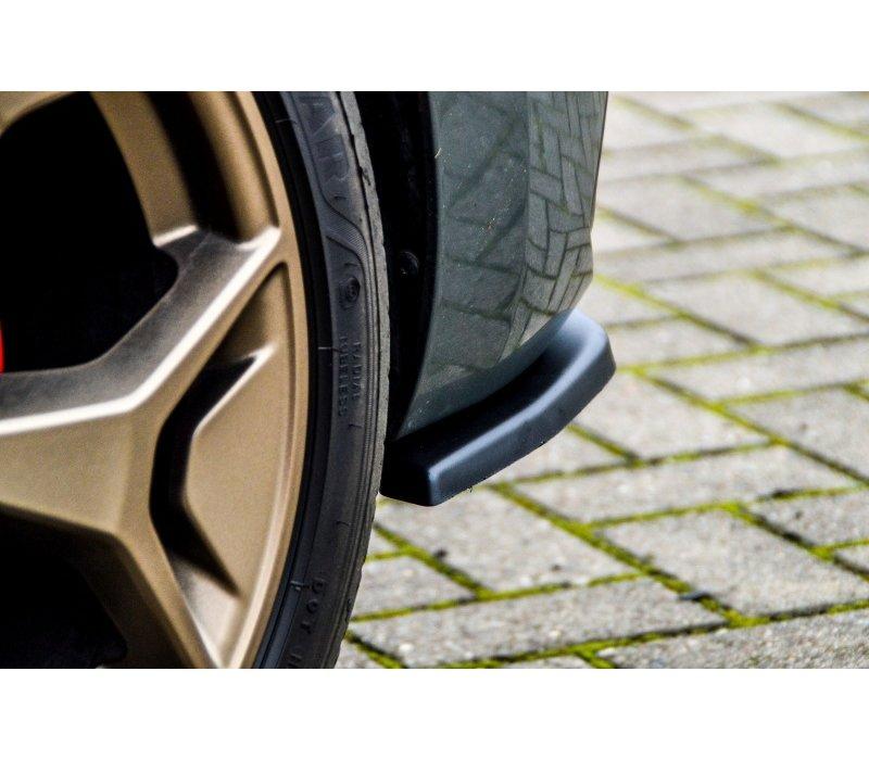 Rear Splitter voor Audi A1 GB S-line