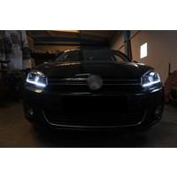 Golf 7.5 Xenon Look Dynamisch LED Koplampen voor Volkswagen Golf 6