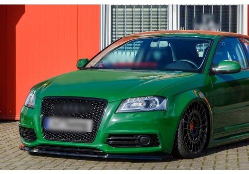 OEM LINE Front Splitter for Audi A3 8P S-line Facelift