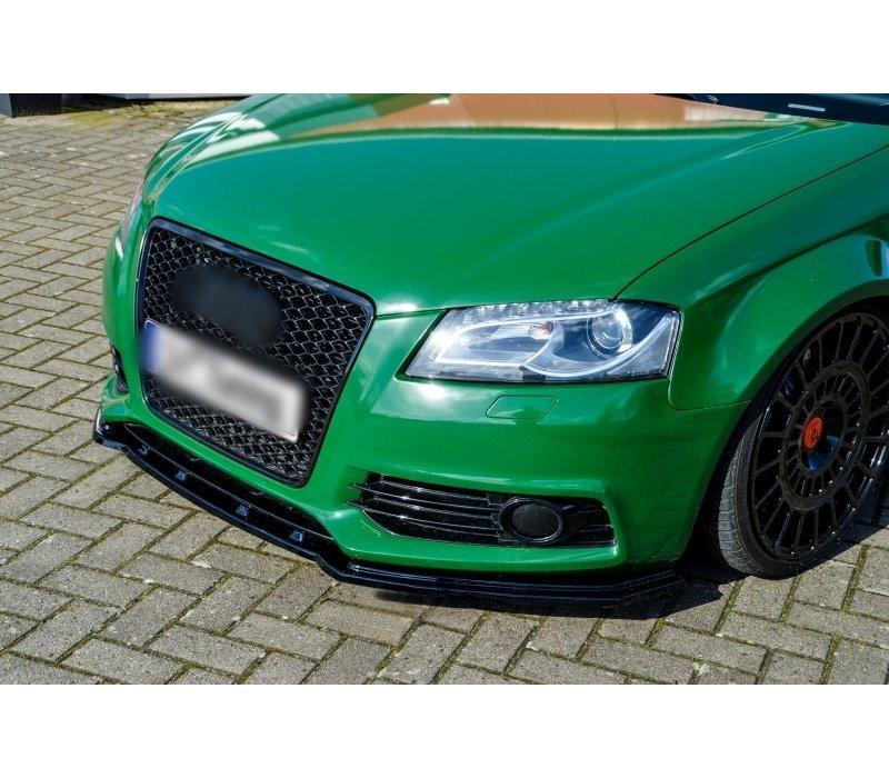 Front Splitter für Audi A3 8P S-line Facelift