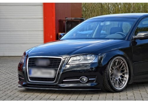 OEM LINE Front Splitter for Audi A3 8P Facelift