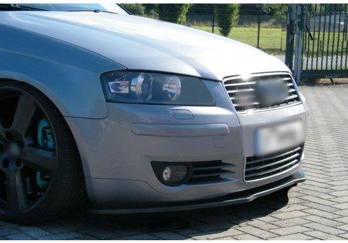 OEM LINE Front Splitter voor Audi A3 8PA