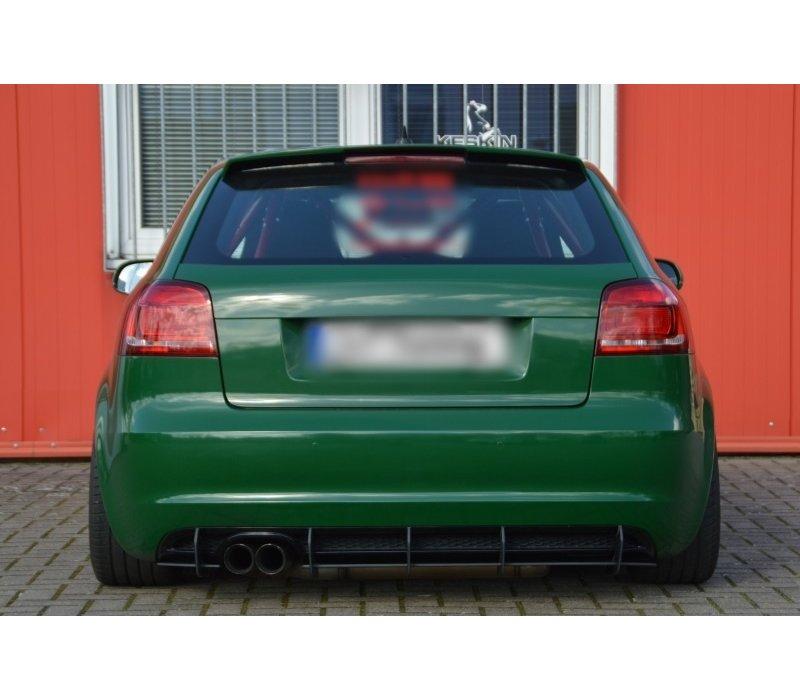 Aggressive Diffuser for Audi A3 8P S-line Facelift