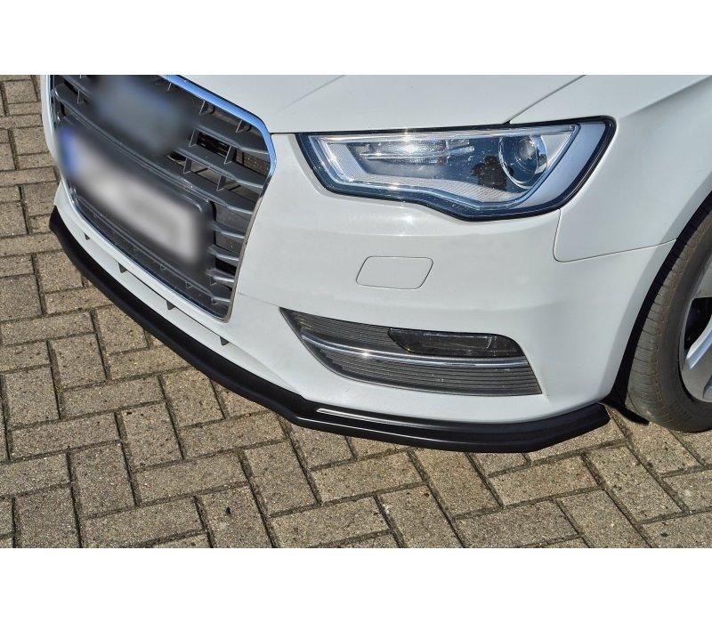 Front Splitter voor Audi A3 8V Sportback / Hatchback