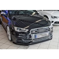 Front Splitter for Audi A3 8V S-line / S3