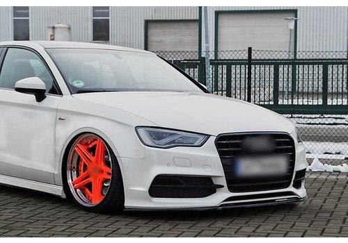 OEM LINE® Front Splitter for Audi A3 8V S-line / S3