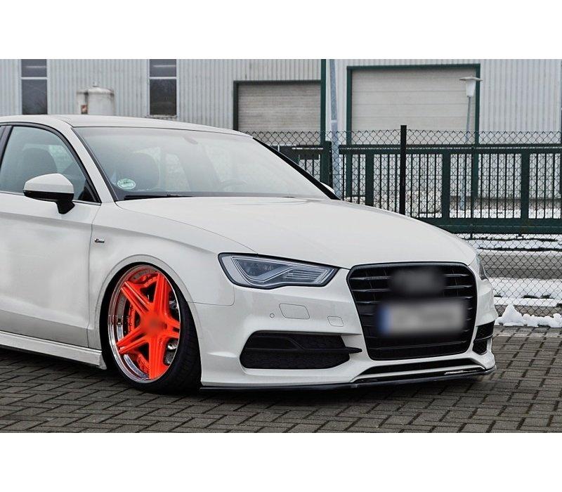 Front Splitter for Audi A3 8V S-line / S3