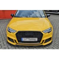 Front Splitter for Audi A3 8V Facelift S-line / S3