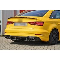Aggressive Diffuser for Audi S3 8V Facelift