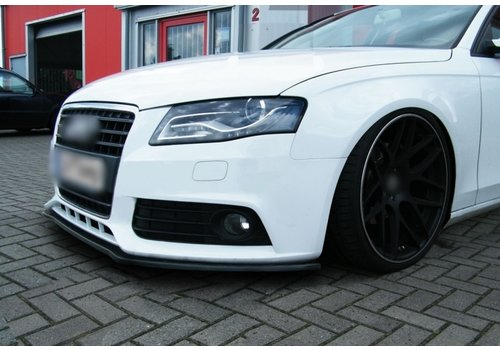 OEM LINE Front Splitter für Audi A4 B8