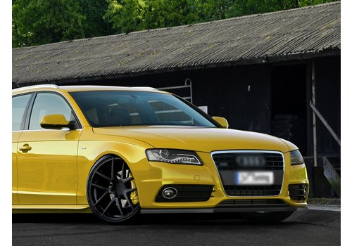 OEM LINE Front Splitter for Audi A4 B8 S line / S4
