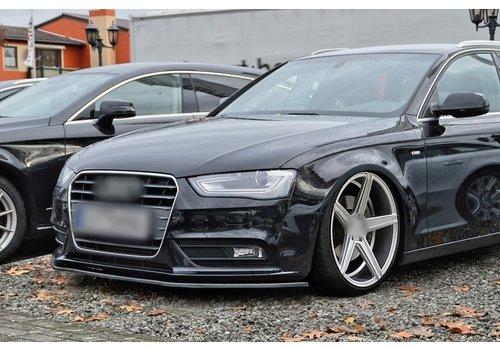 OEM LINE Front Splitter voor Audi A4 B8.5