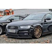 Front Splitter for Audi A4 B8.5 S line / S4