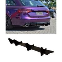 Aggressive Diffuser voor Audi A4 B8