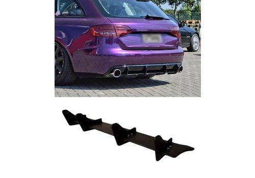 OEM LINE Aggressive Diffuser for Audi A4 B8