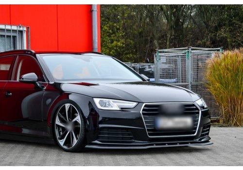 OEM LINE® Front Splitter voor Audi A4 B9