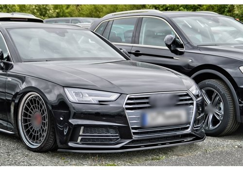 OEM LINE Front Splitter für Audi A4 B9 S line / S4