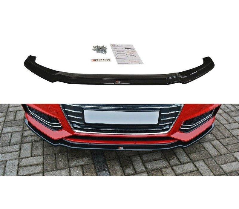 Front splitter V.1 für Audi A4 B9 S line / S4